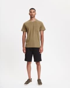 Faro Pocket Tshirt Olive-1