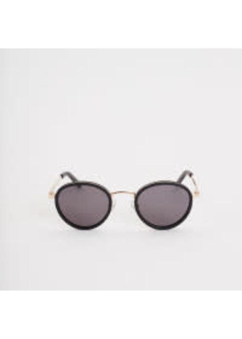 Legends Macau Black Gold Sunglasses