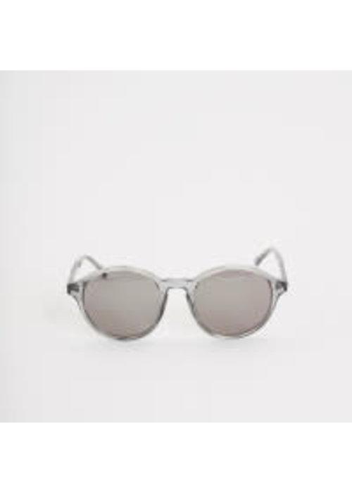 Legends Tulum Smoke Transparent Sunglasses