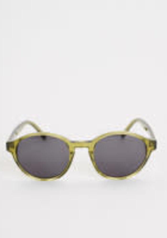 Tulum Pine Green Sunglasses