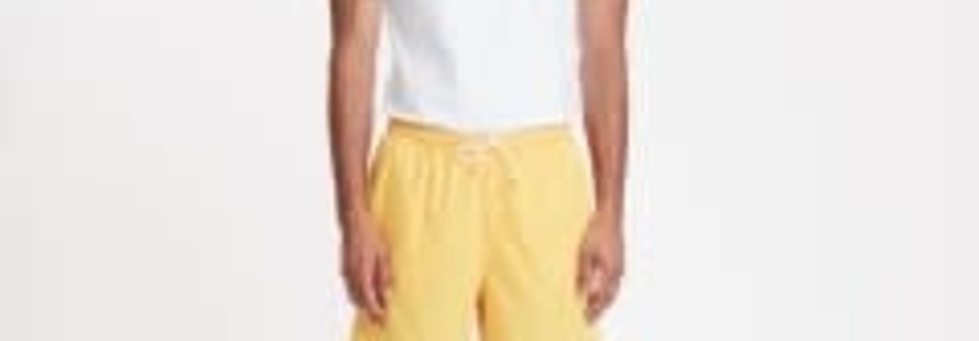 Pool Shorts Sunflower Yellow