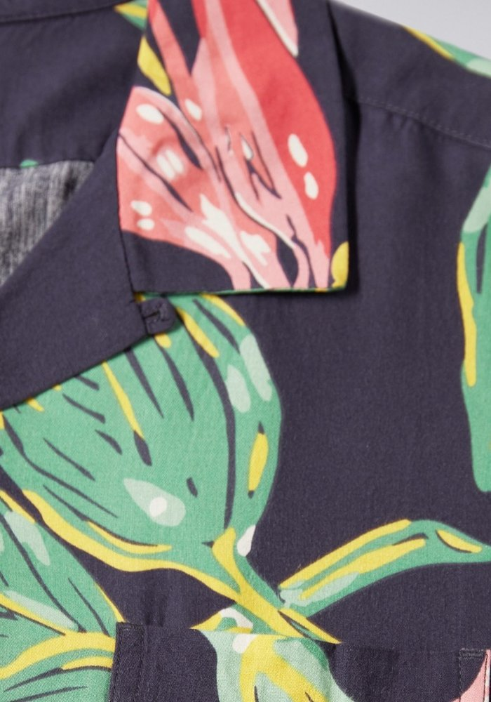 Resort Shirt Floral Print