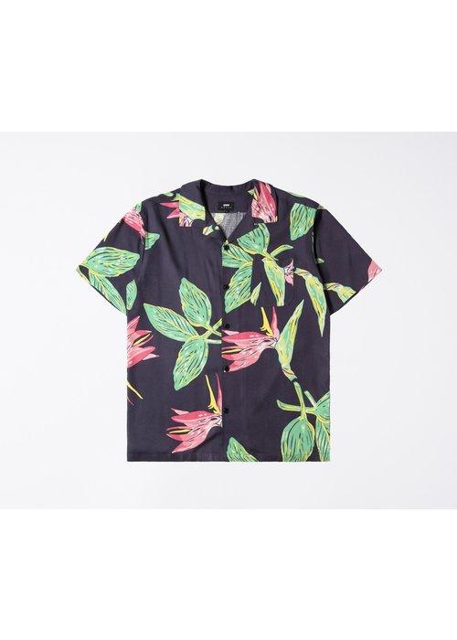 Edwin Jeans Resort Shirt Floral Print