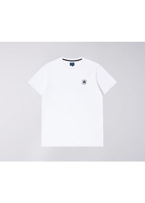 Edwin Jeans Dreamers Tshirt White