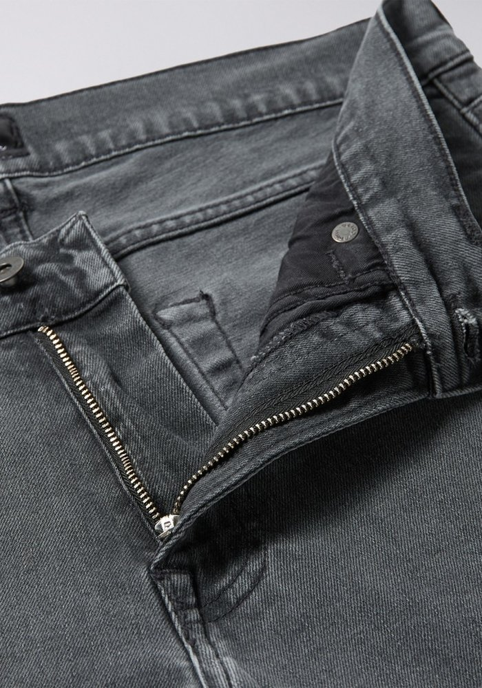 ED 85 Power Black Grey Jeans