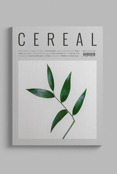Cereal Travel & Style No.15
