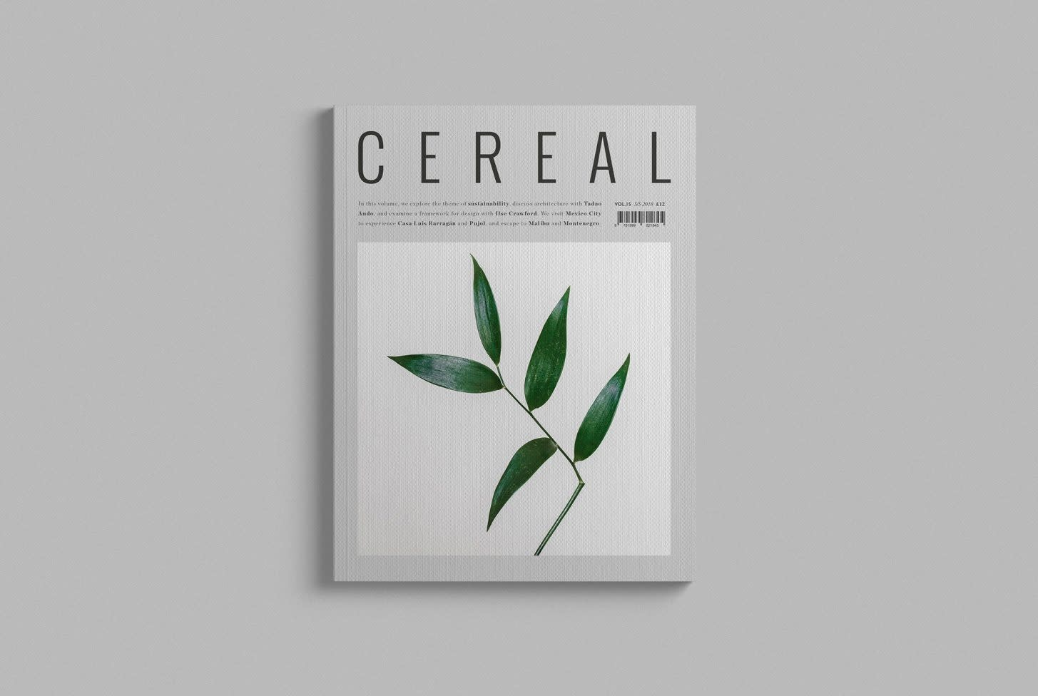 Cereal Travel & Style No.15-1