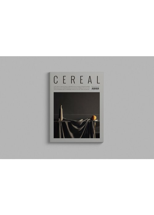 Cereal Magazine Travel & Style No. 16
