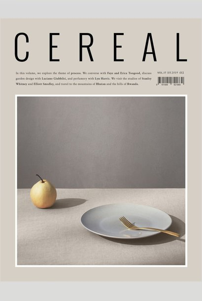 Cereal Travel & Style No. 17