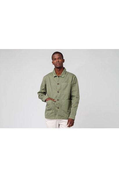Nagoya Jacket Plain Green