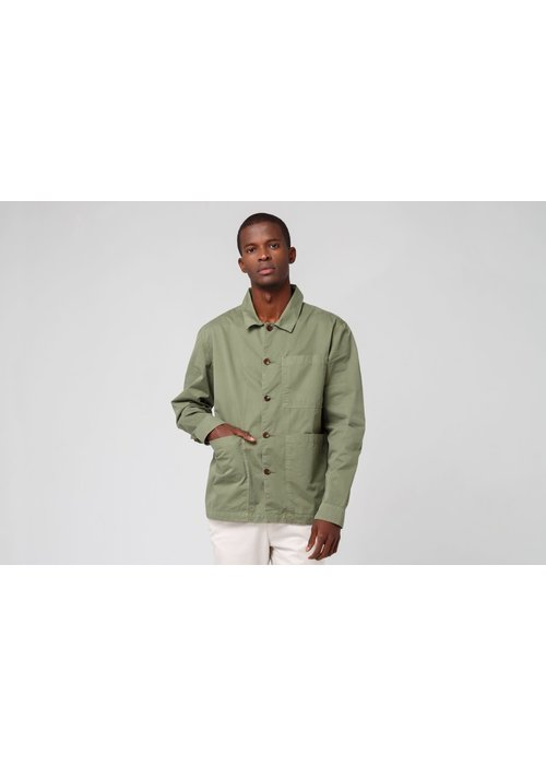 Edmmond Studios Nagoya Jacket Plain Green