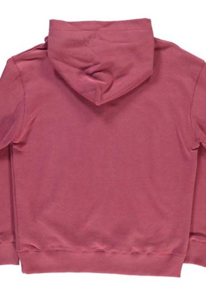 Sweater Eat My Dust Heavy Fleece Red