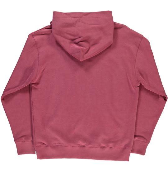Sweater Eat My Dust Heavy Fleece Red-2