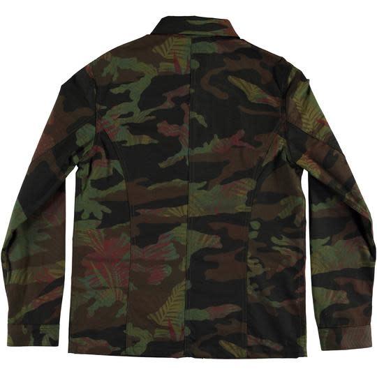 Mens Worker Jacket Jungle Camo-2