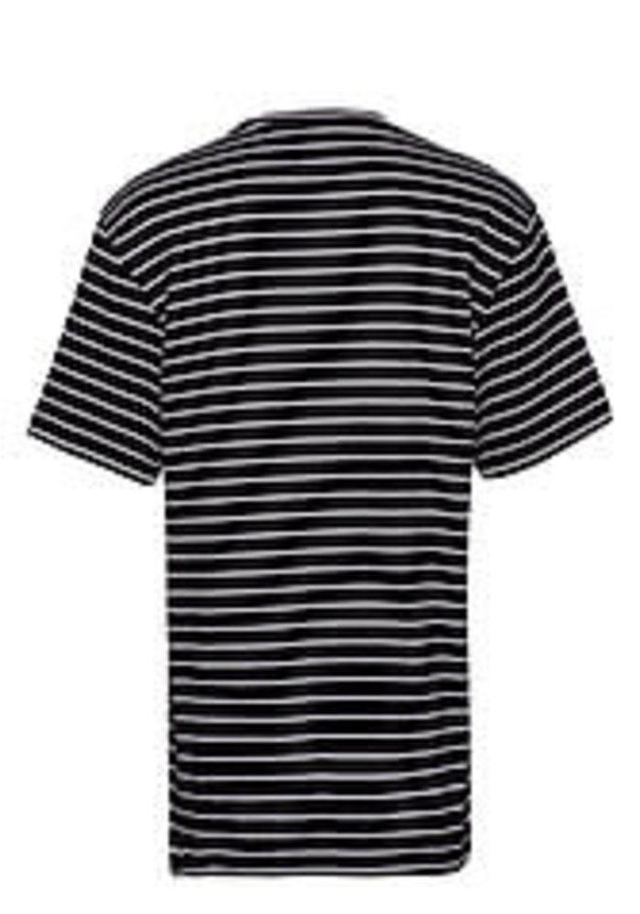 Cooper Thunder Black White Stripes