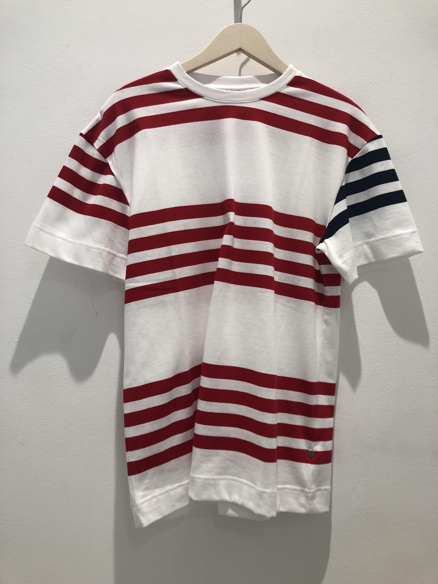 Cooper White Red Stripes-1