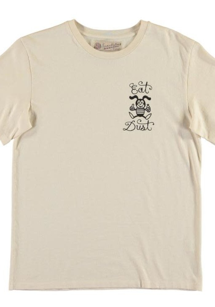 T-Bee Dust T-shirt White