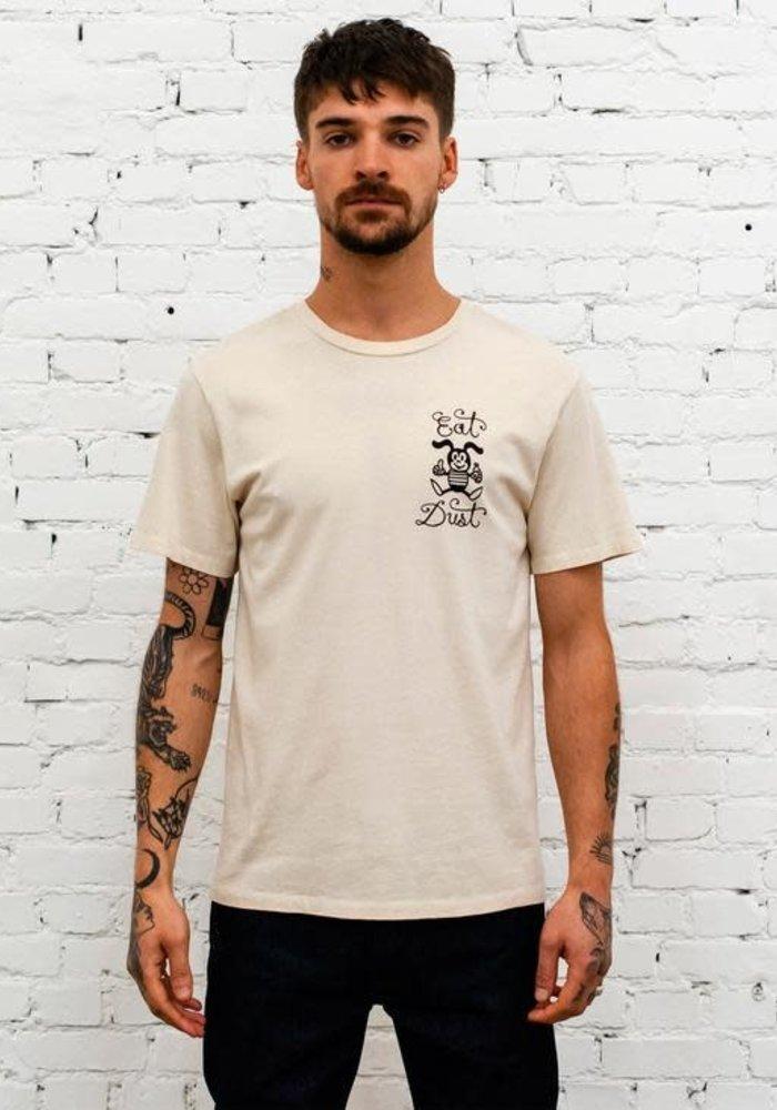 T-Bee Dust T-shirt White