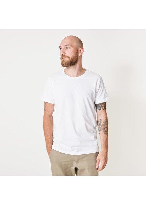 Suit Anton Basic White T-shirt