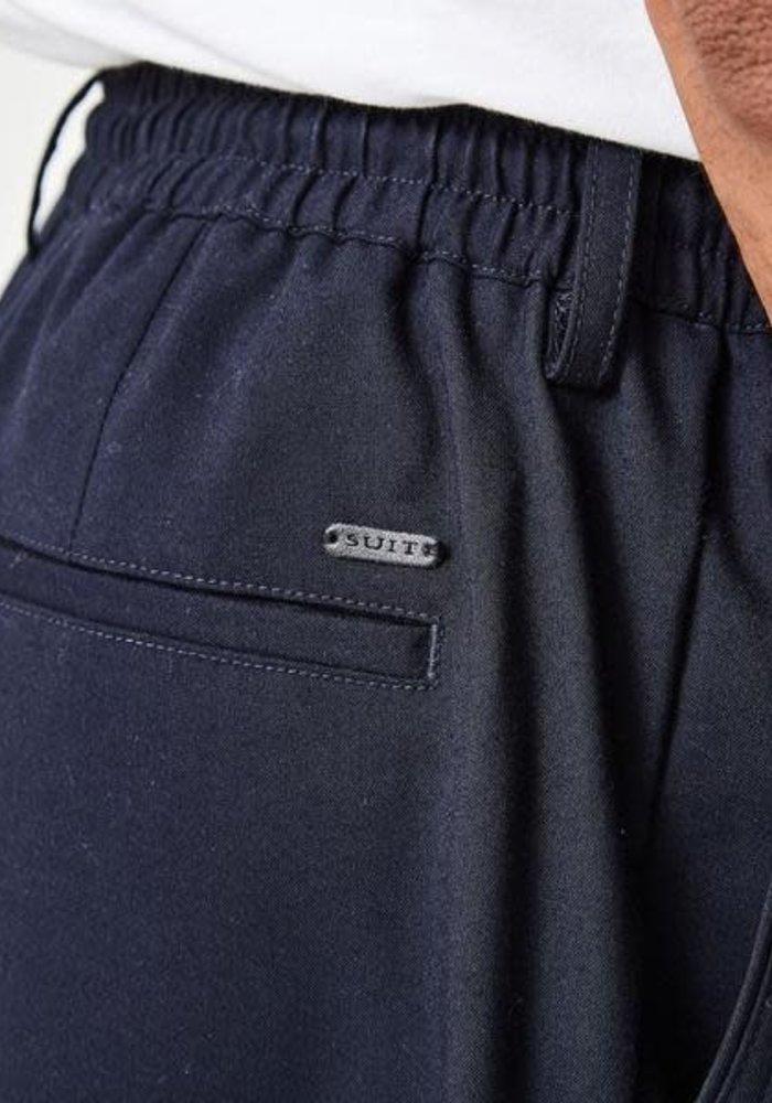 Saxo Core Smart Trouser Navy