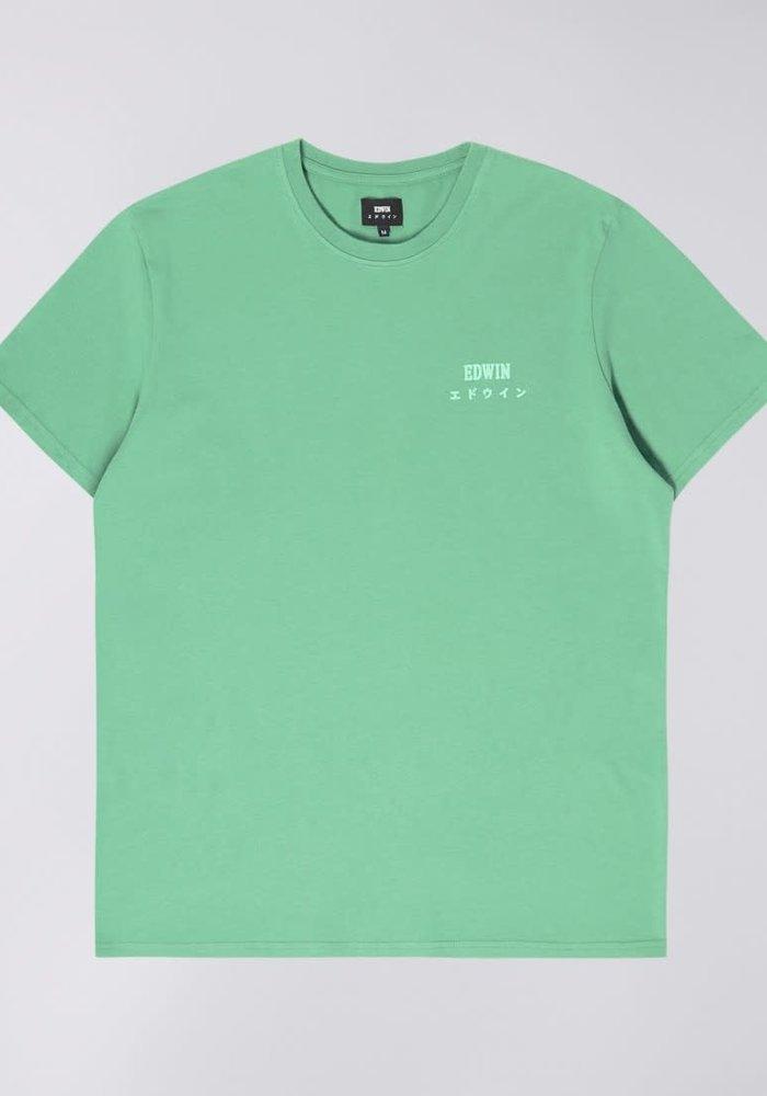 Logo Chest T-Shirt Frosty Green