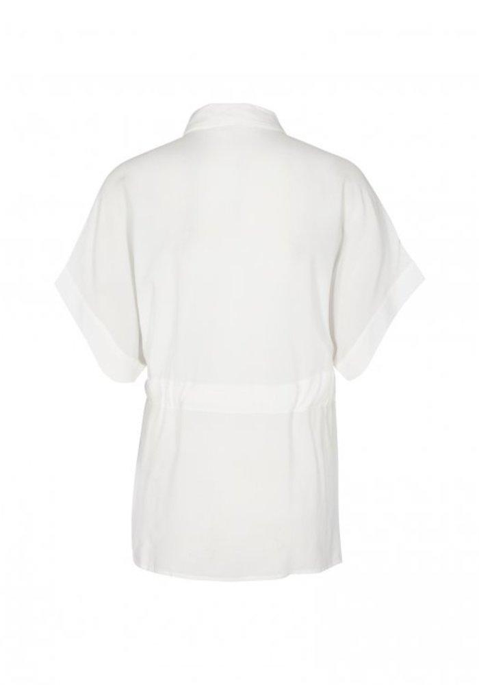 Elena Beach Short Sleeve Shirt