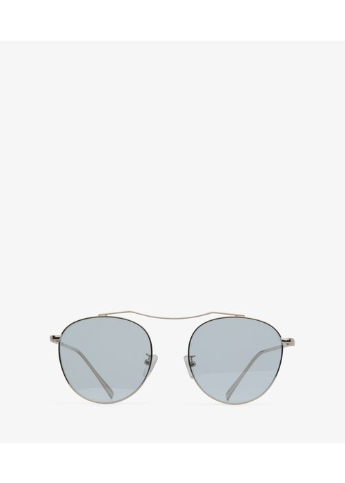 Matt & Nat Otis Silver Blue Polarized Coloured Sunglass