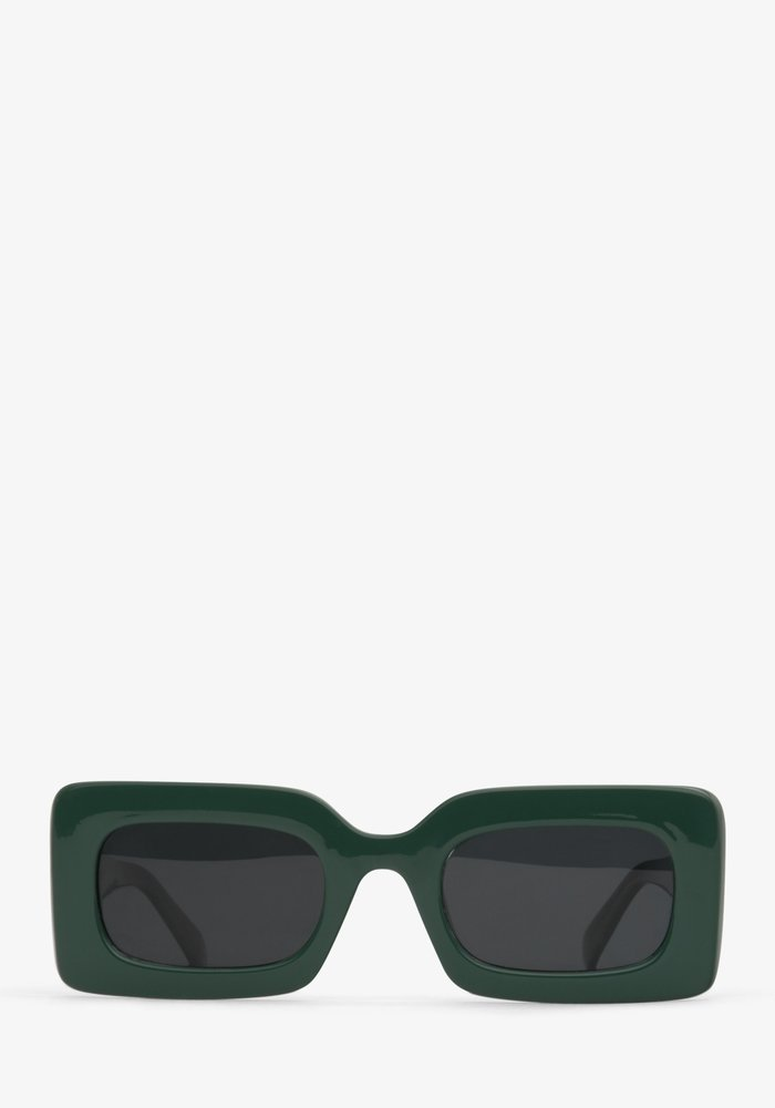 Tito Green Coloured Frame Polarized Sunnies