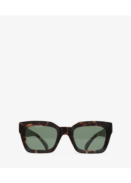 Matt & Nat Pia Leopard Frame Polarized Sunglasses