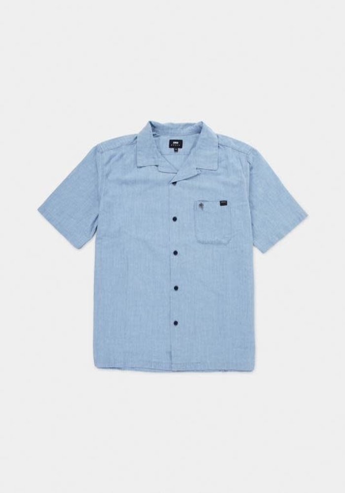 Resort Shirt Naples Blue 5oz Chambray