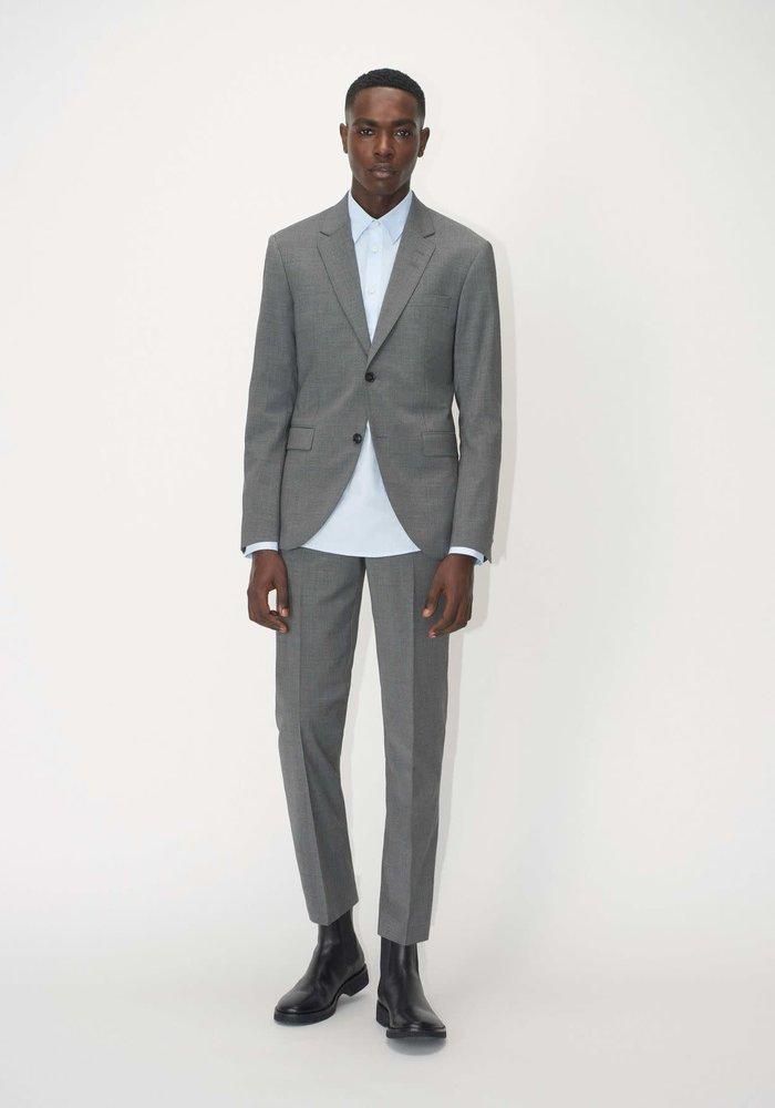 Tordon Suit Pants Light Grey