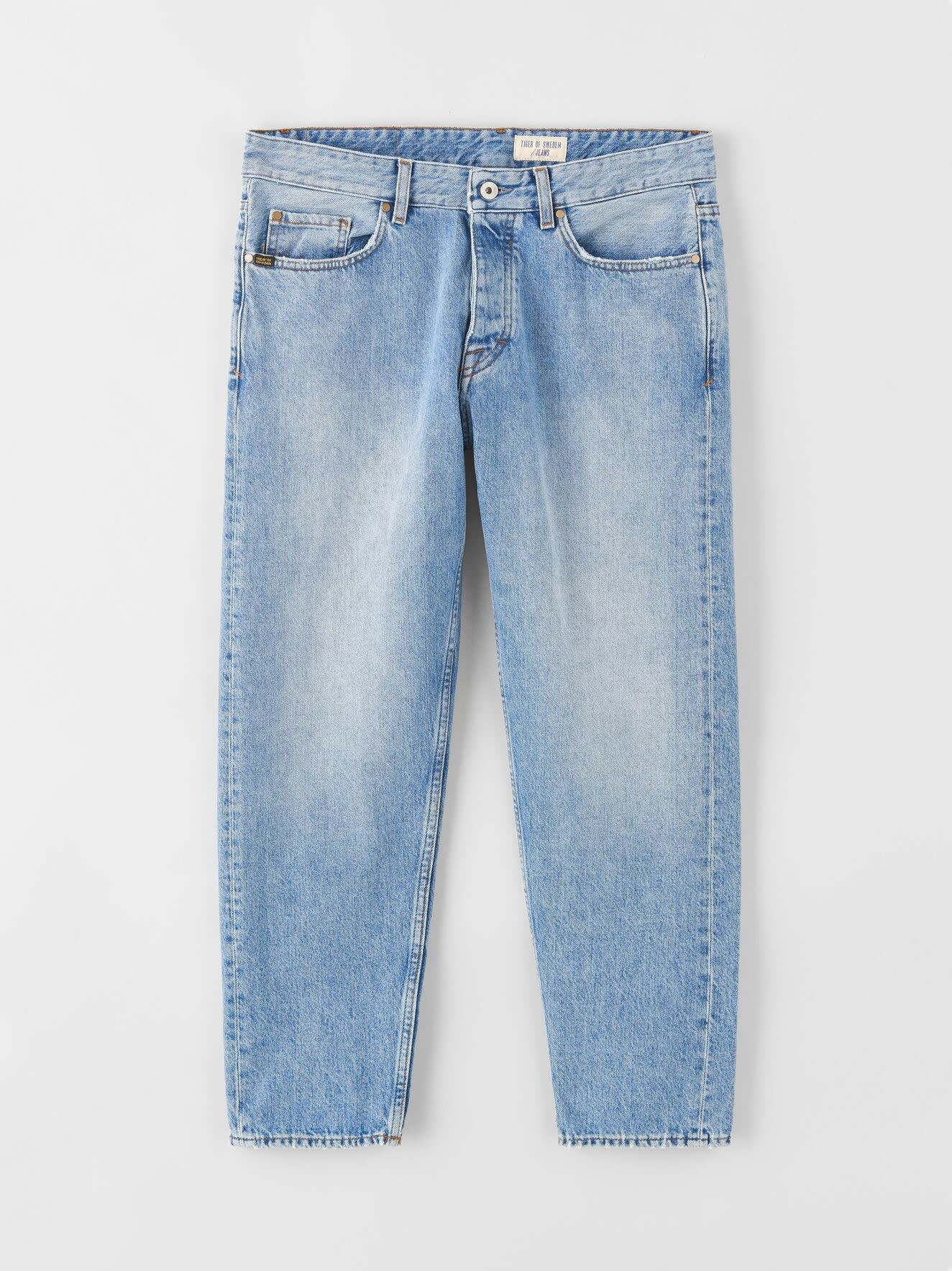 Jud light Blue Jeans Boxer Fit-1