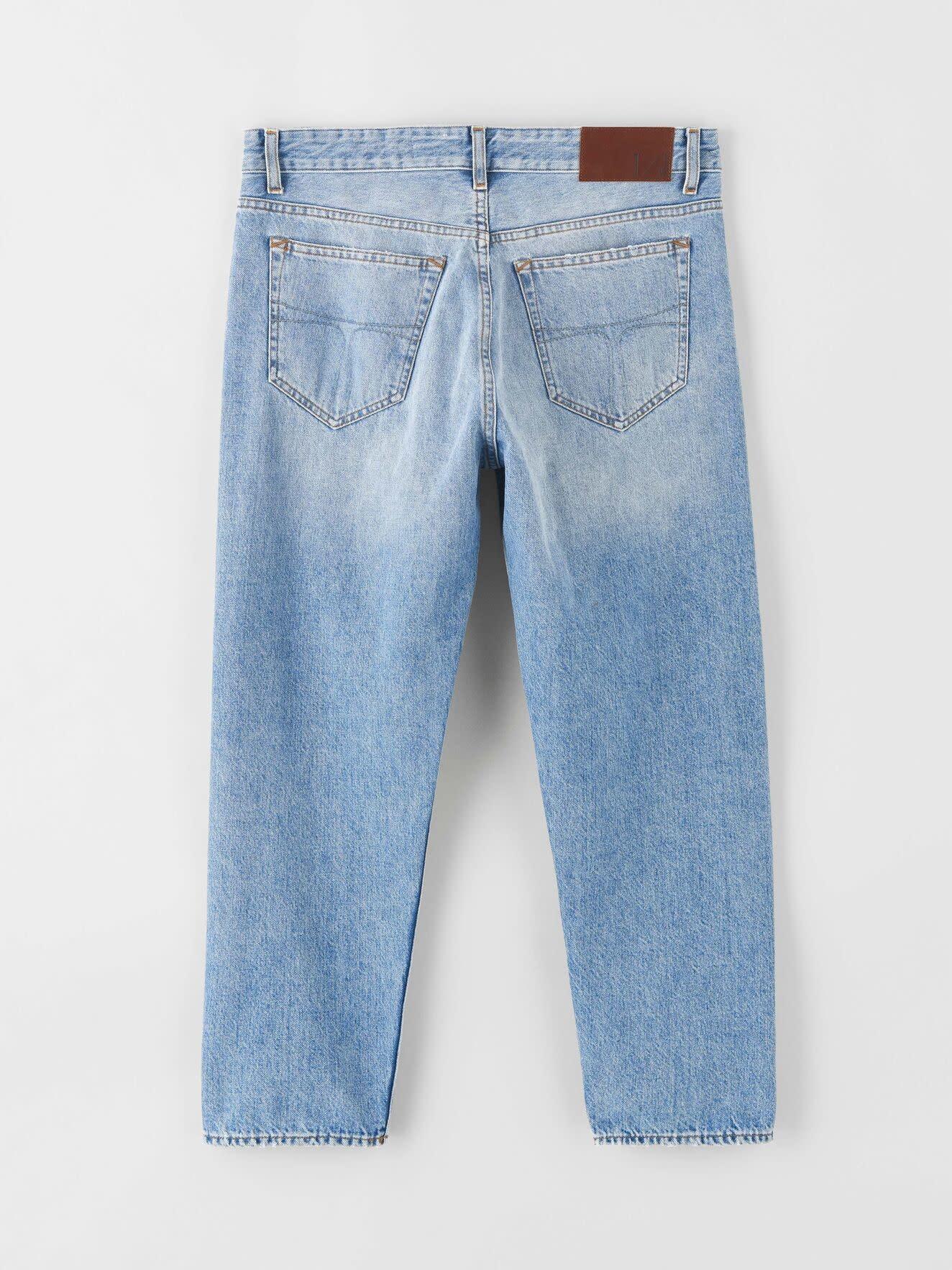 Jud light Blue Jeans Boxer Fit-2