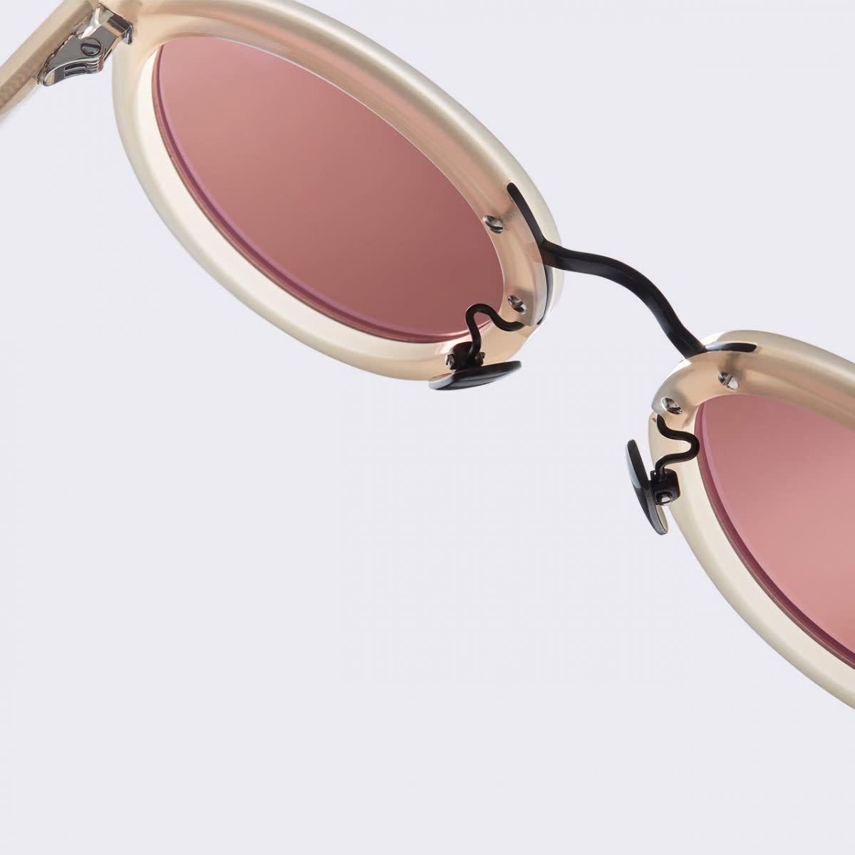 Loren Beige Sunglasses M115-4