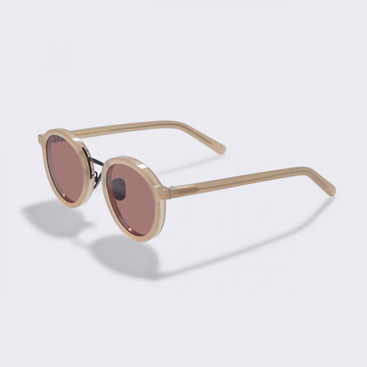 Loren Beige Sunglasses M115-3
