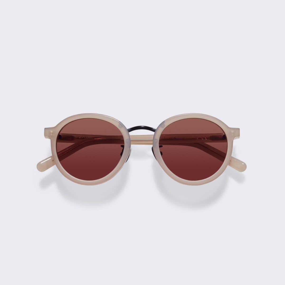 Loren Beige Sunglasses M115-5