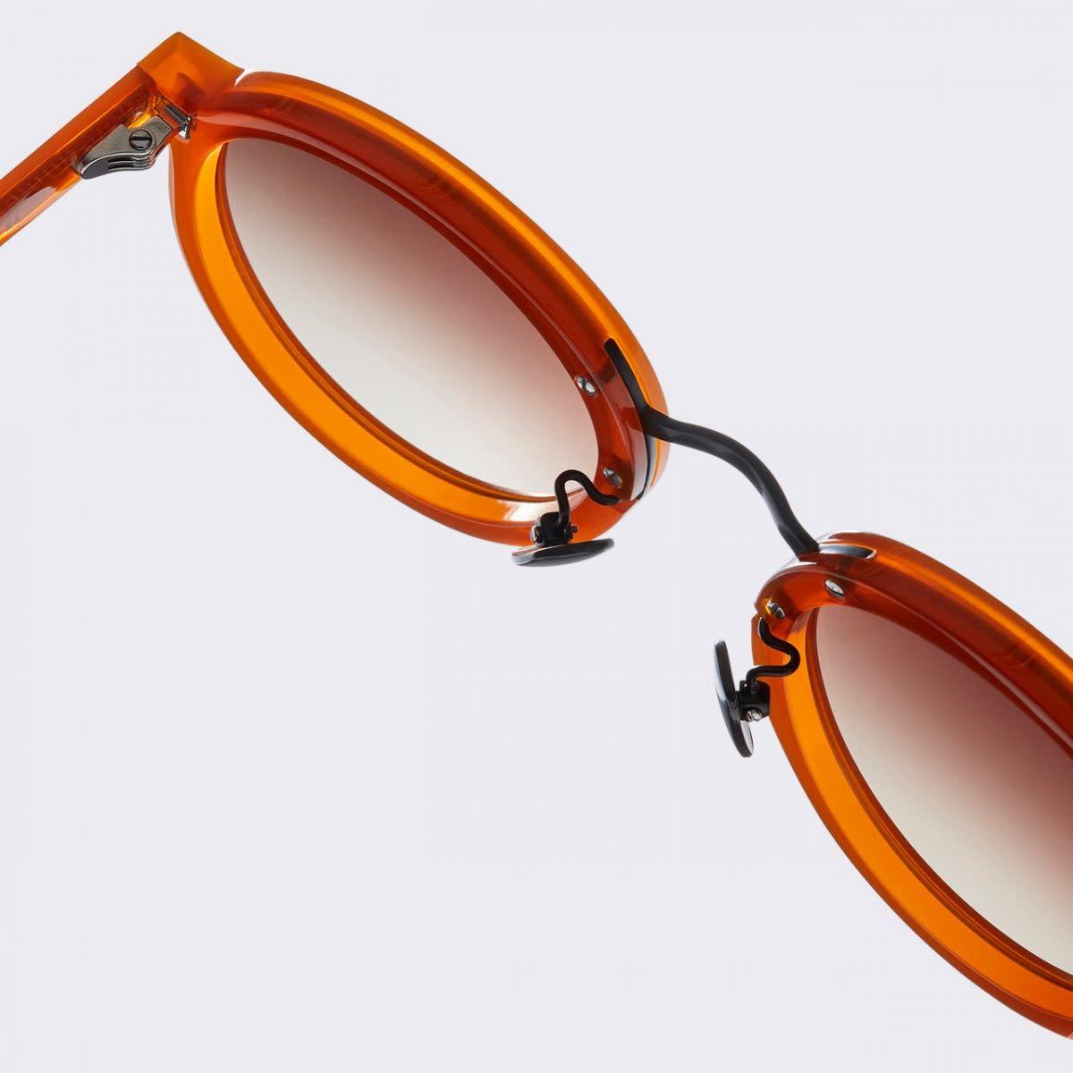 Loren Clay Red Sunglasses M340-4