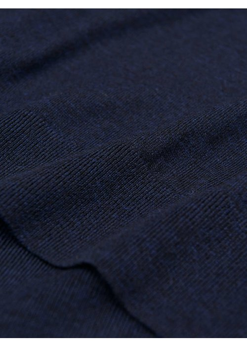 Tiger Of Sweden Nevile Navy Pullover Turtle Neck Wool