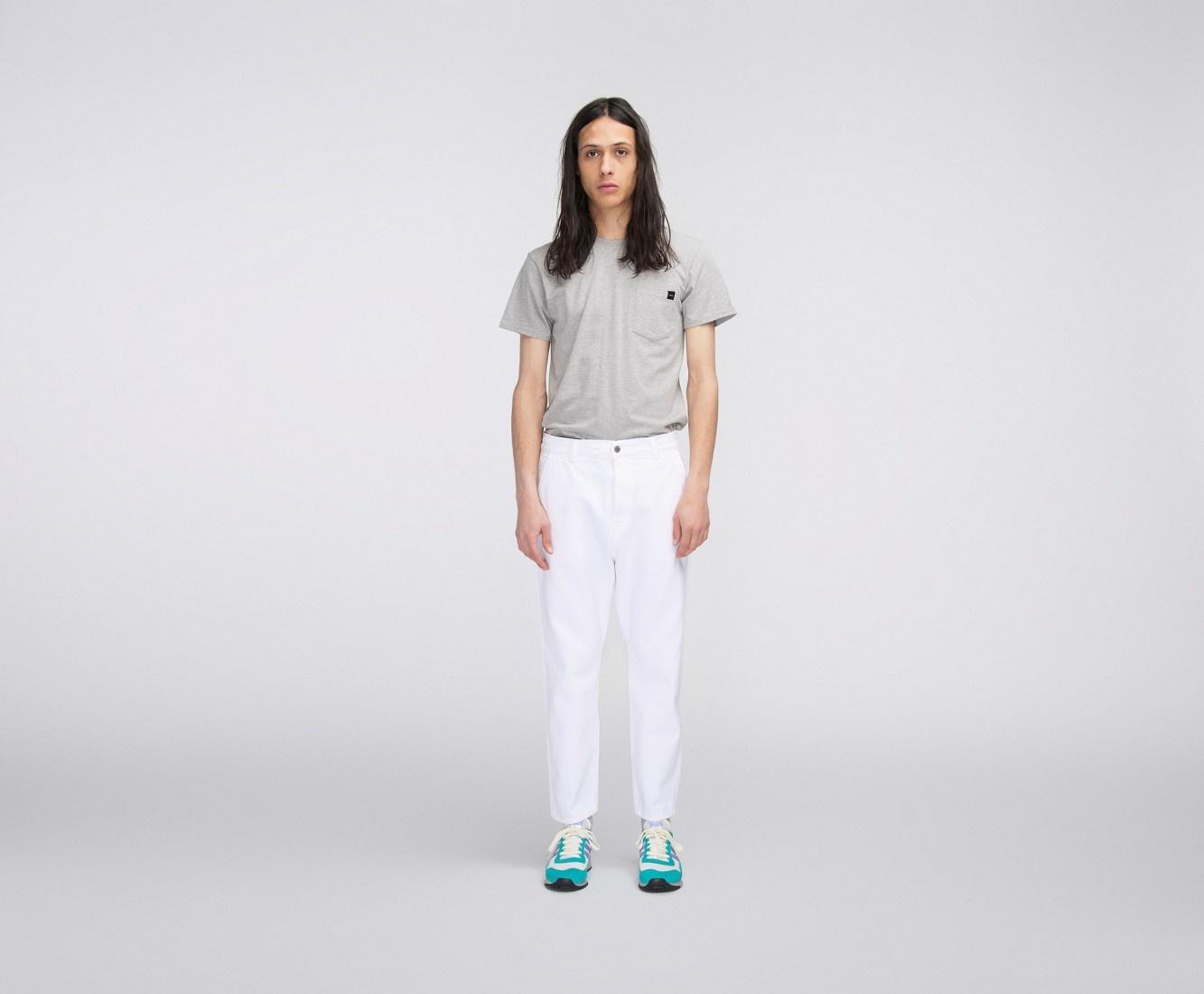 Universe Pant 12.5oz White Thorn Cotton-3