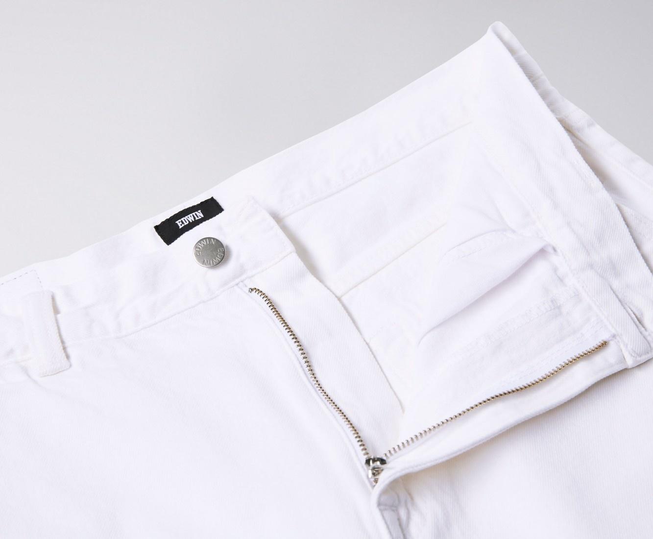 Universe Pant 12.5oz White Thorn Cotton-2