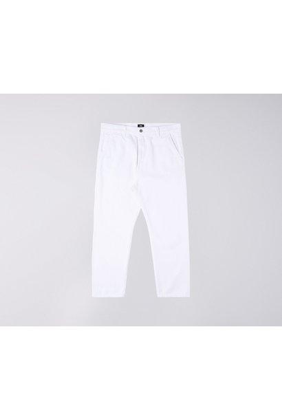 Universe Pant 12.5oz White