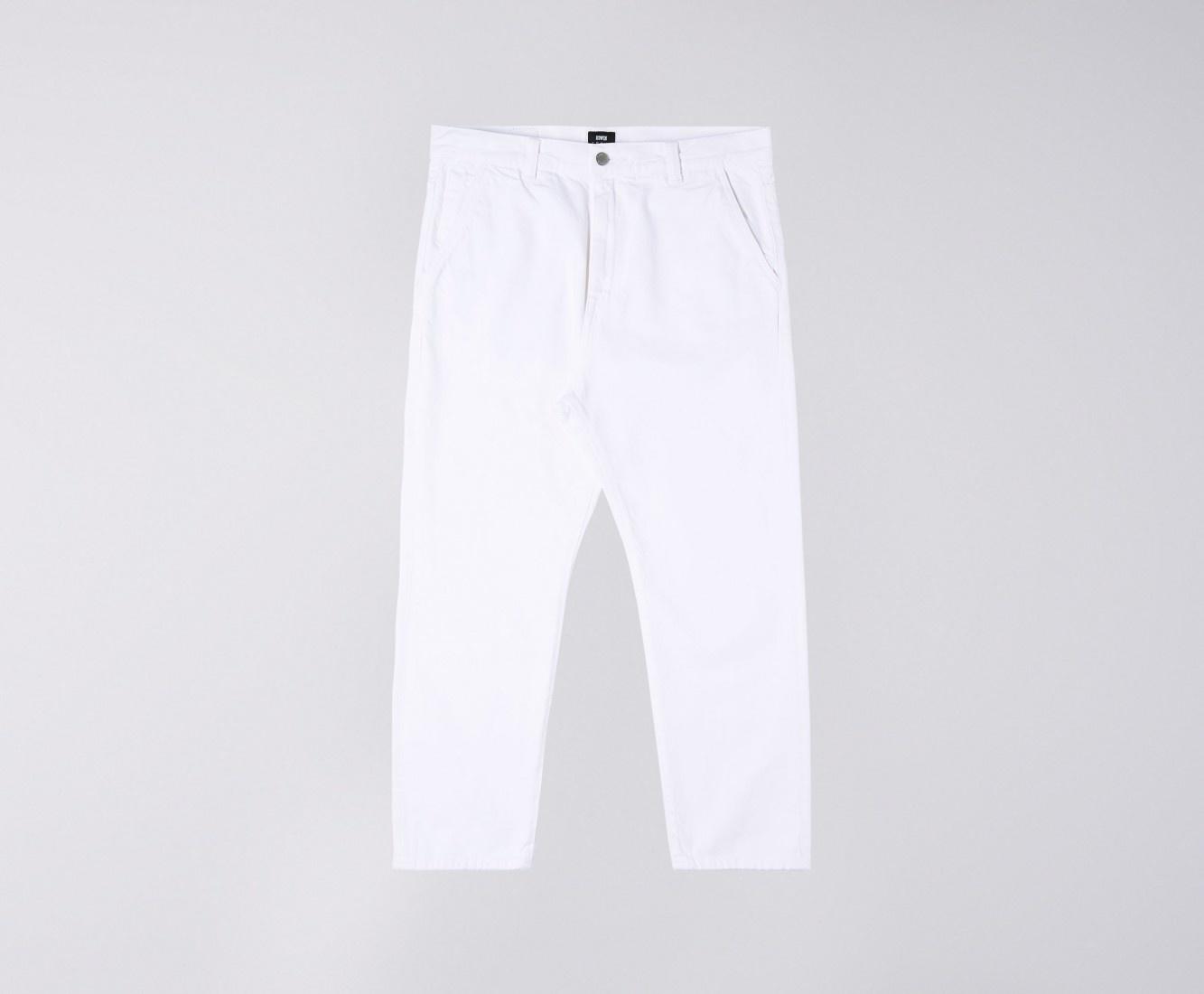 Universe Pant 12.5oz White Thorn Cotton-1