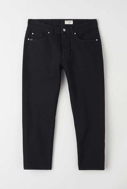 Jud Black Selvedge Boxer Fit Jeans