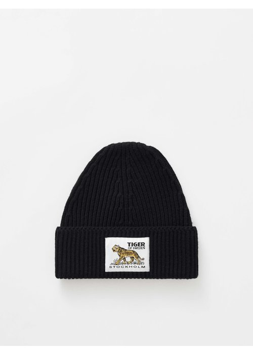 Tiger Of Sweden Hollein Wool Hat Black