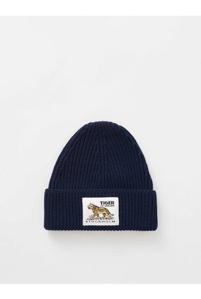 Hollein Wool Hat Navy