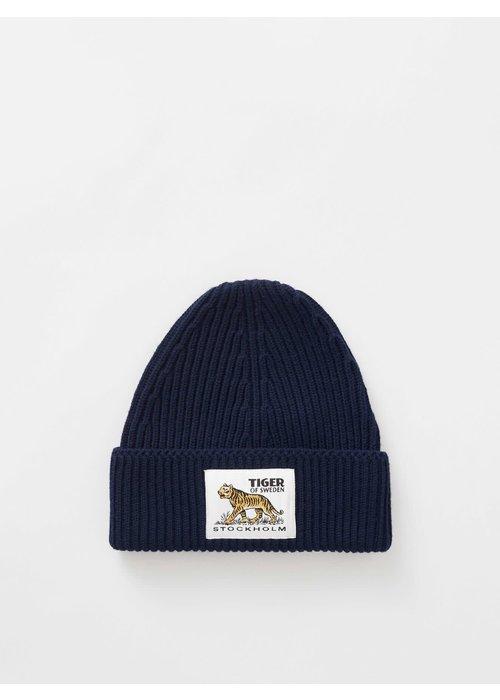 Tiger Of Sweden Hollein Wool Hat Navy
