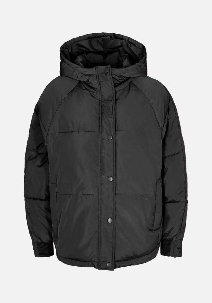 Filu Puffer Jacket Black