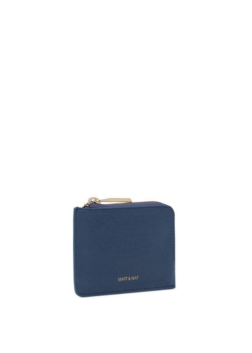 Matt & Nat Sevasm Wallet Cosmo Blue