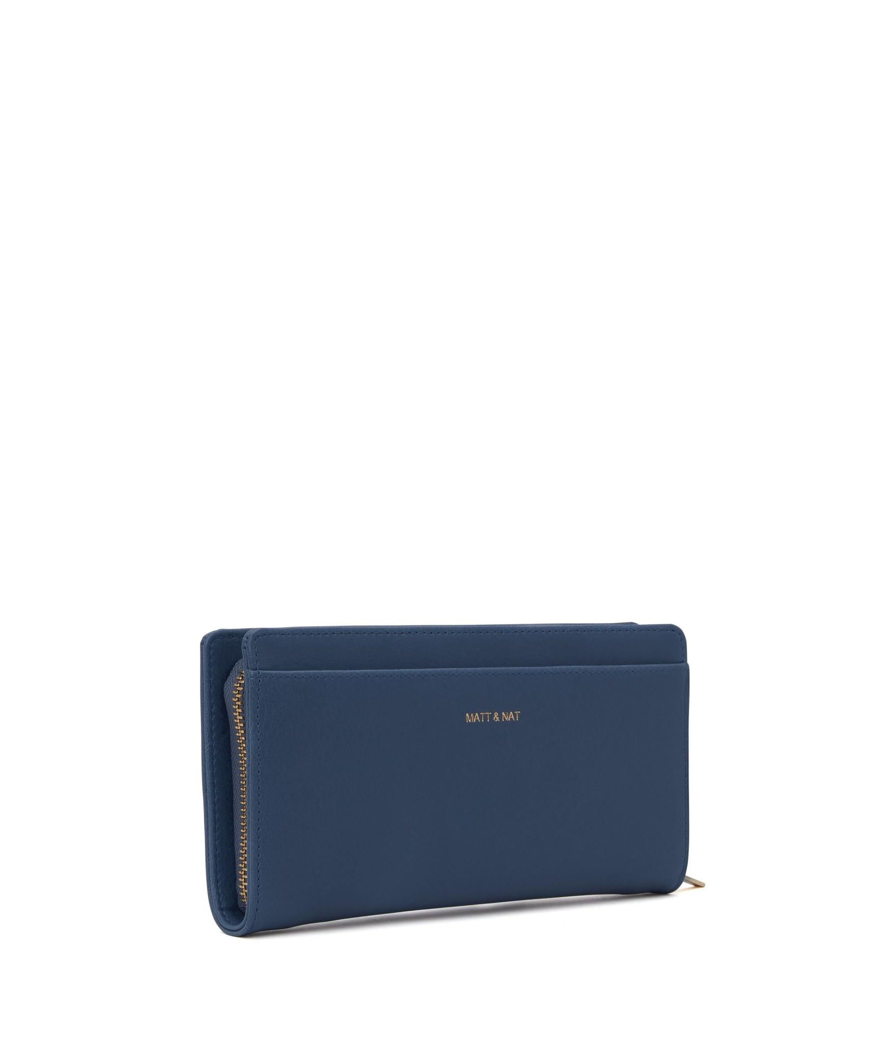 Webber Vintage Wallet Cosmo Blue-3