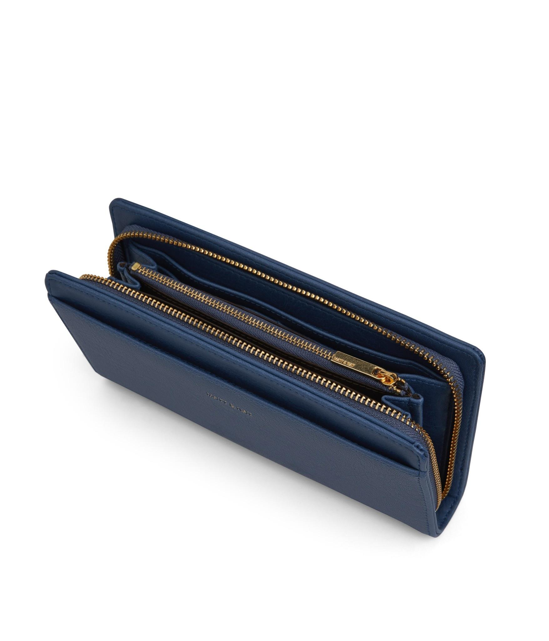 Webber Vintage Wallet Cosmo Blue-2